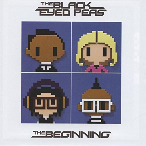 Black Eyed Peas Beginning