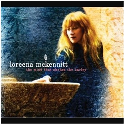 Loreena Mckennitt Wind That Shakes The Barley Import Arg Import Eu