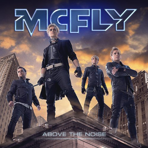 Mcfly Above The Noise Import Eu