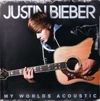 Bieber Justin My Worlds Acoustic Import Can