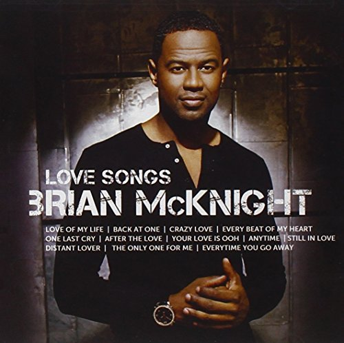 Brian Mcknight Icon Love Songs