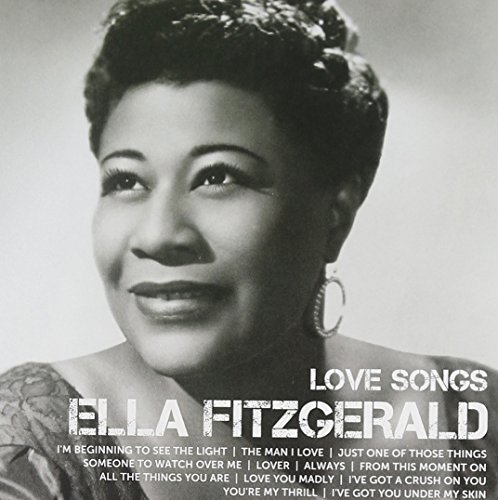 Ella Fitzgerald Icon Love Songs