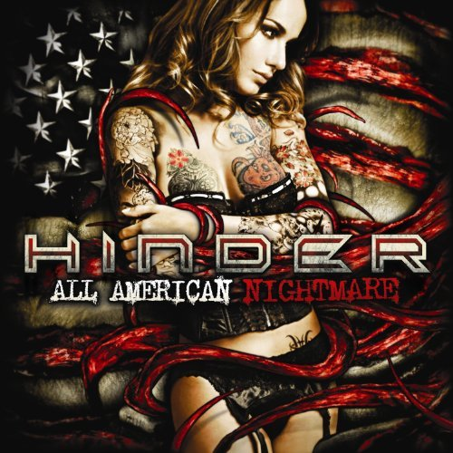 Hinder All American Nightmare Explicit Version Deluxe Ed.
