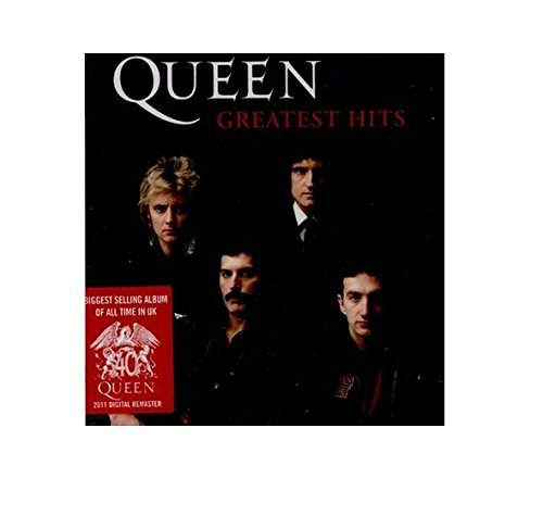 Queen Greatest Hits (2011 Remasters) Import Eu