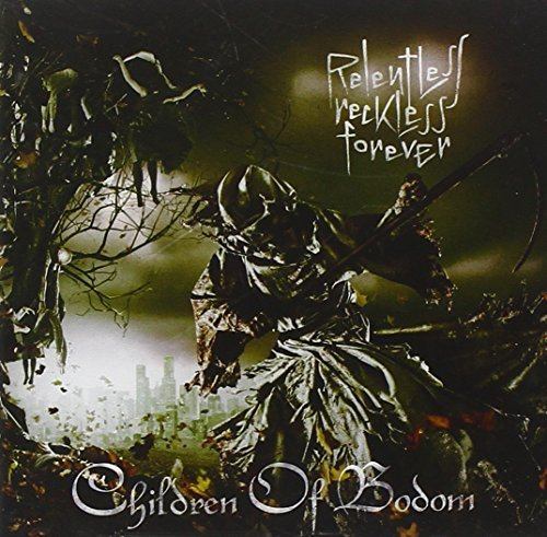 Children Of Bodom Relentless Reckless Forever Import Gbr