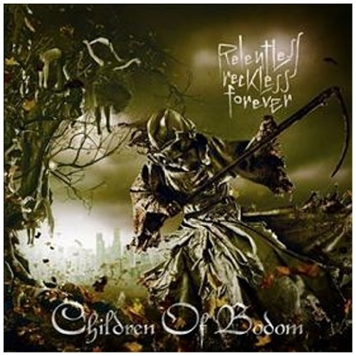 Children Of Bodom Relentless Reckless Forever De Incl. DVD