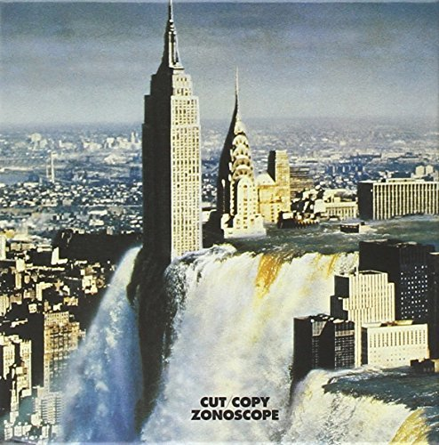 Cut Copy Zonoscope Deluxe Ed. Lmtd Ed. Incl. DVD
