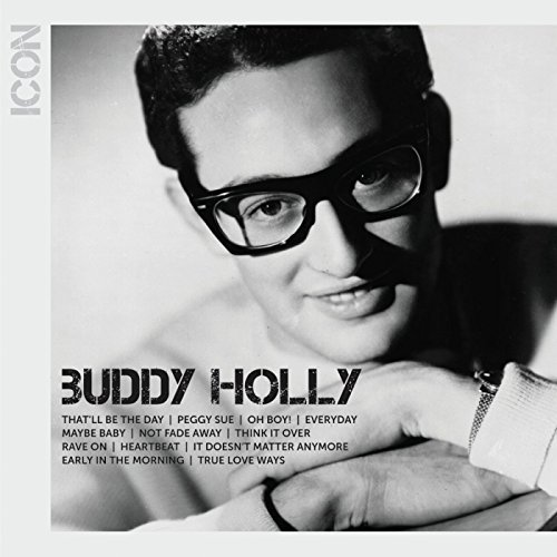 Buddy Holly Icon