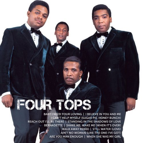 Four Tops Icon