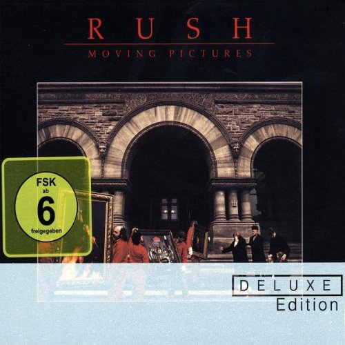 Rush Moving Pictures Incl. Bonus DVD