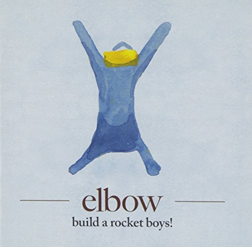 Elbow Build A Rocket Boys! Import Eu