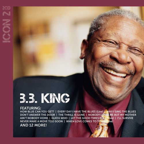 B.B. King Icon 2 CD