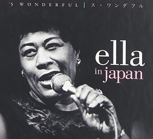 Ella Fitzgerald Ella In Japan 2 CD