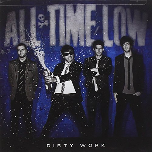 All Time Low Dirty Work Deluxe Ed.