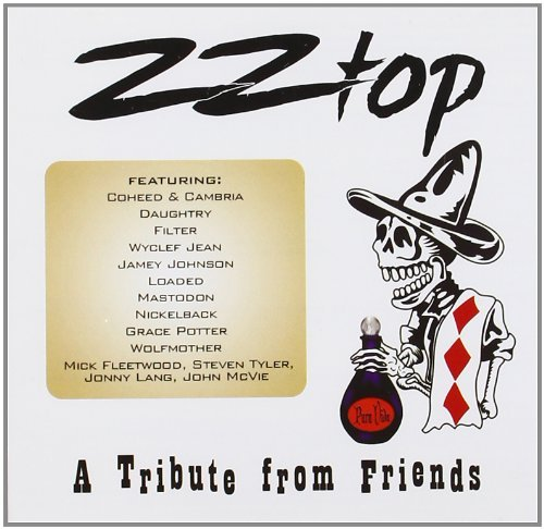 Zz Top Tribute From Friends Zz Top Tribute From Friends