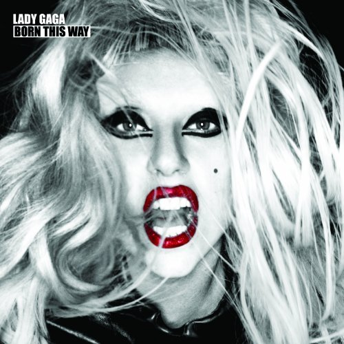 Lady Gaga Born This Way Deluxe Ed. 2 CD