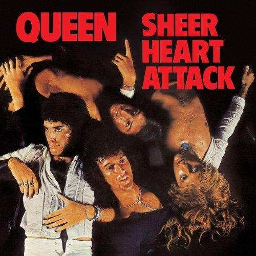 Queen Sheer Heart Attack (deluxe Edi Import Arg 2 CD