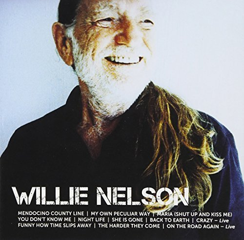 Willie Nelson Icon