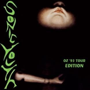 Sonic Youth Whore's Moaning Oz '93 Tour E