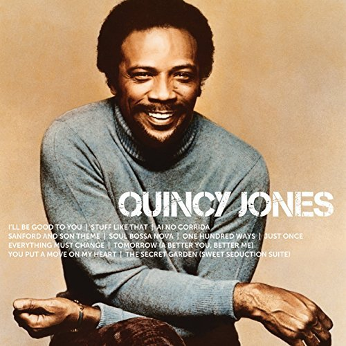 Quincy Jones Icon