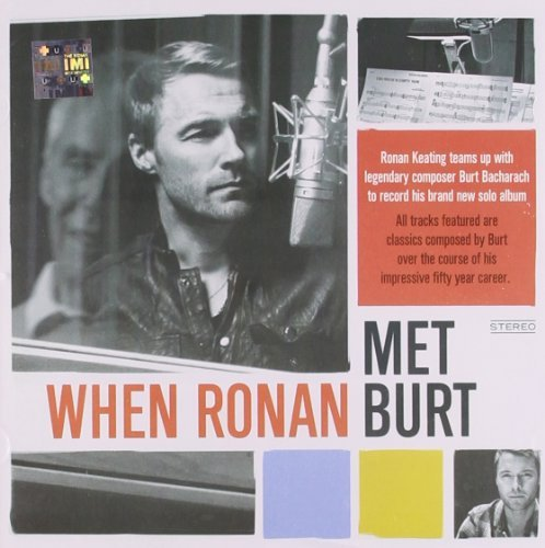 Ronan Keating When Ronan Met Burt