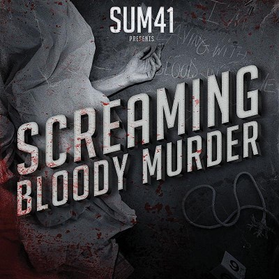 Sum 41 Screaming Bloody Murder Import Gbr