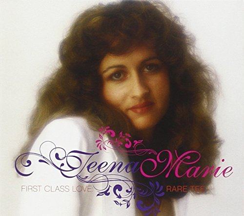 Teena Marie First Class Love Rare Tee 2 CD