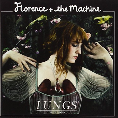 Florence & The Machine Lungs Deluxe Ed. 2 CD