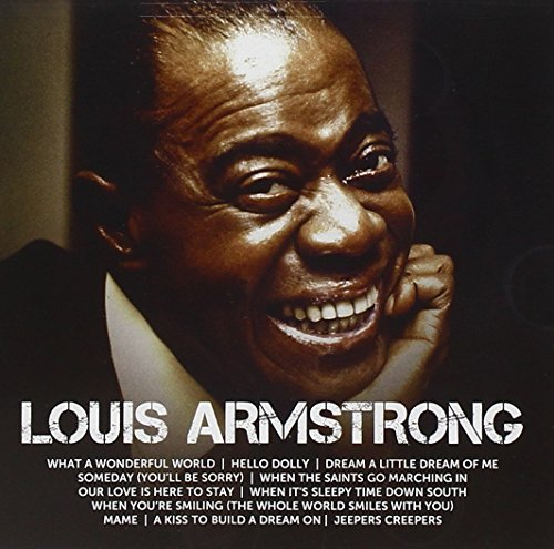 Louis Armstrong Icon