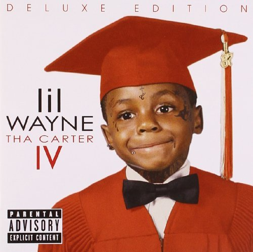 Lil Wayne Tha Carter Iv Deluxe Edition Explicit Version Incl. 3 Bonus Tracks