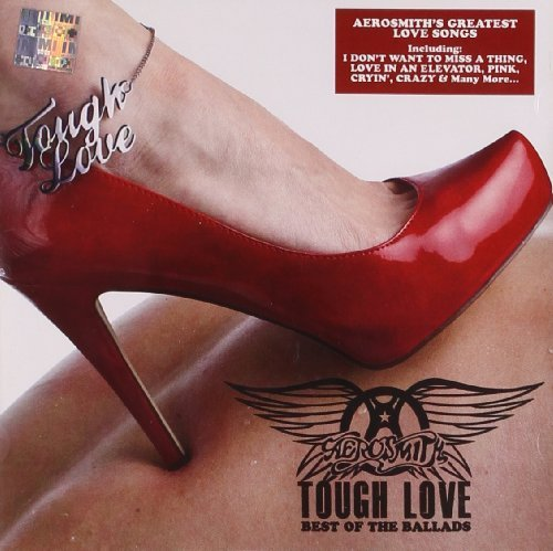 Aerosmith Tough Love Best Of The Ballad Import Gbr