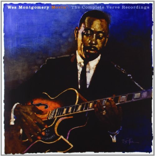 Wes Montgomery Movin' Complete Verve Recordi 5 CD