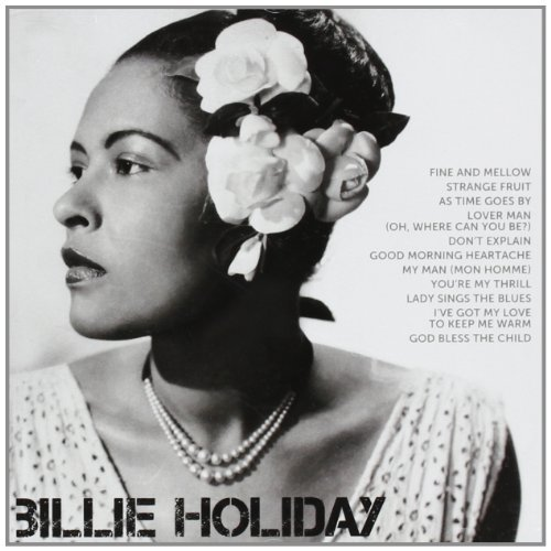 Billie Holiday Icon