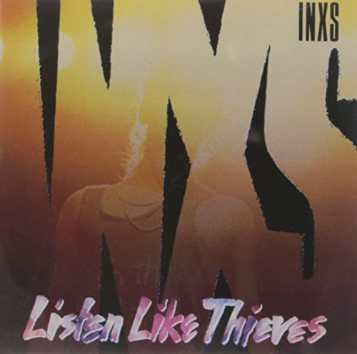 Inxs Listen Like Thieves (2011 Rema Import Gbr