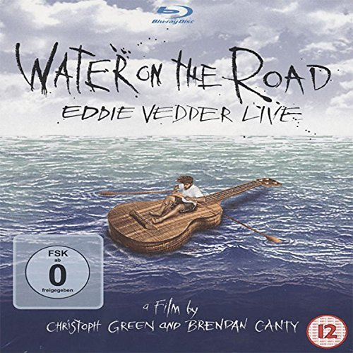 Eddie Vedder Water On The Road Blu Ray