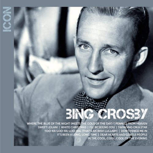 Bing Crosby Icon