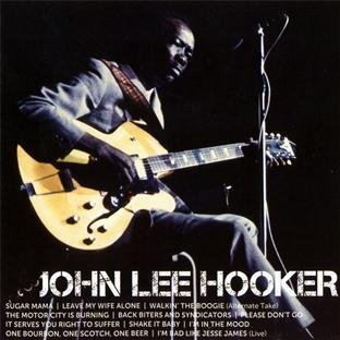 John Lee Hooker Icon