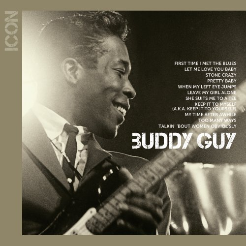 Buddy Guy Icon