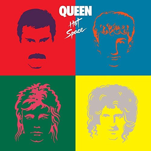 Queen Hot Space Deluxe Edition Import Eu 2 CD