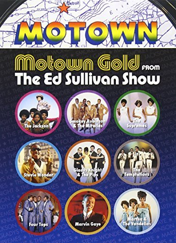 Motown Gold From The Ed Sulliv Motown Gold From The Ed Sulliv 2 DVD