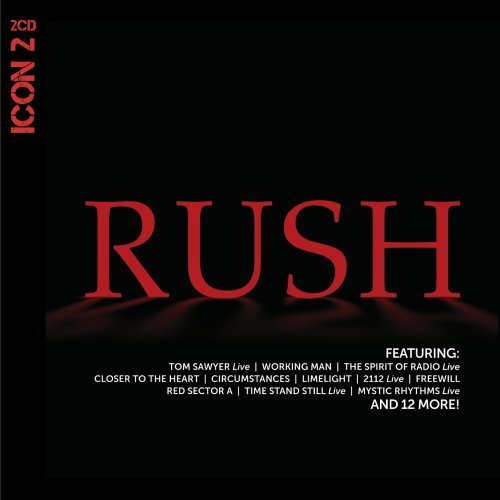 Rush Icon 2 CD