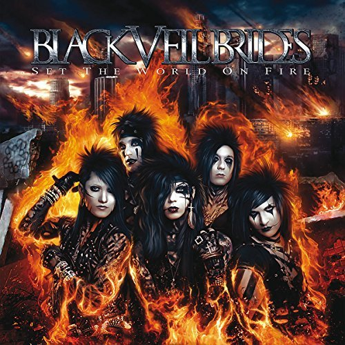 Black Veil Brides Set The World On Fire