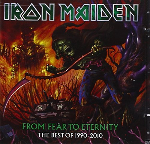 Iron Maiden From Fear To Eternity Best Of 2 CD