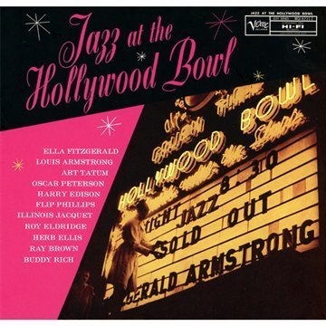 Jazz At The Hollywood Bowl Jazz At The Hollywood Bowl Expanded Ed. 2 CD