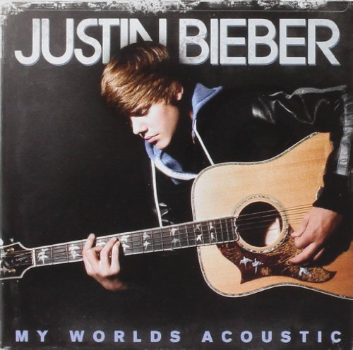 Justin Bieber My Worlds Acoustic