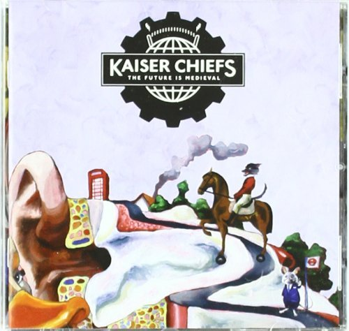 Kaiser Chiefs Future Is Medieval Import Eu