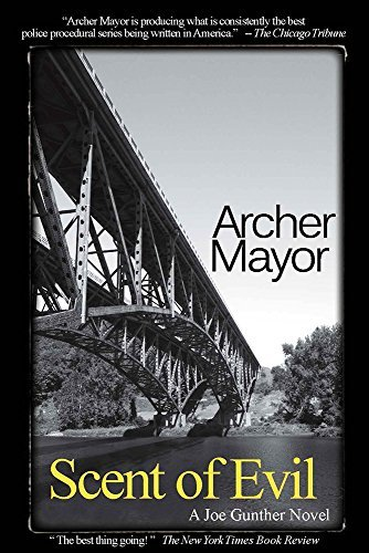 Archer Mayor Scent Of Evil (joe Gunther Series Volume 3)