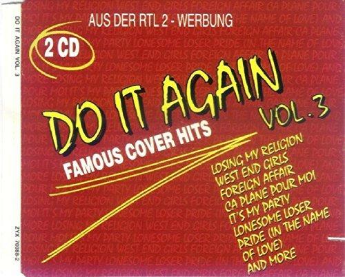 Do It Again Famous Cover Hits Vol. 3