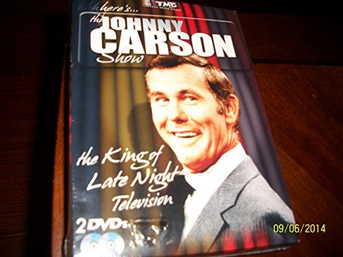 The Johnny Carson Show Here's The Johnny Carson Show 2 DVD