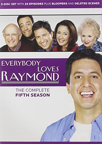 Everybody Loves Raymond Season 5 DVD Nr 5 DVD